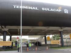 Terminal BRT Sulacap será inaugurado no próximo sábado