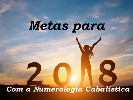 HOLÍSTICOnews   Traçando metas para o ano novo com a Numerologia Cabalística