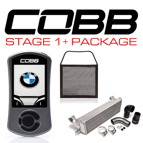 COBB Stage 1+BMW N54 Power Package