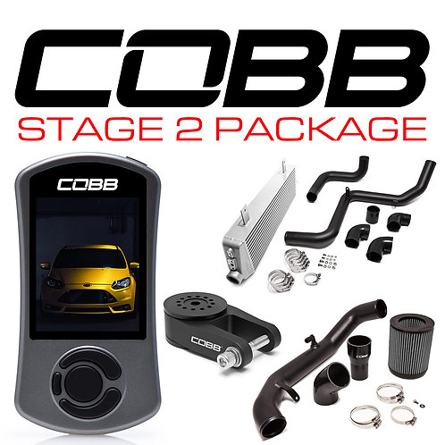 COBB Stage 2 Power Package Focus ST 2013-2017