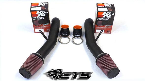 ETS Nissan GTR R35 Twin Turbo Air Intake Kit