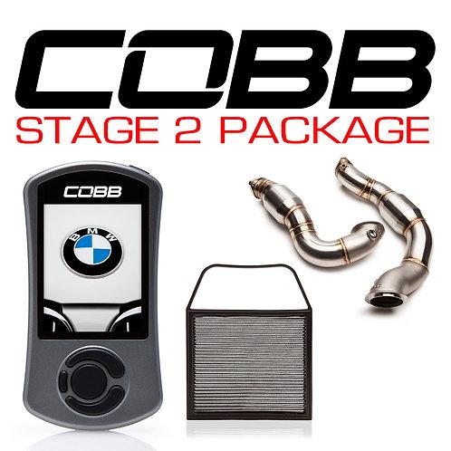 COBB Stage 2 BMW N54 Power Package