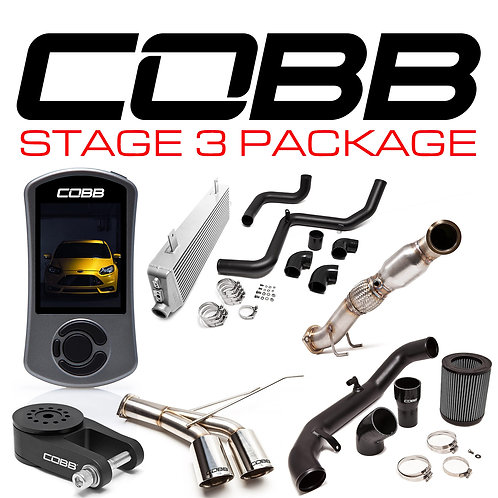 COBB Stage 3 Power Package Focus ST 2013-2017