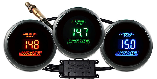 Innovate Wideband Air/Fuel Ratio Gauge Kit