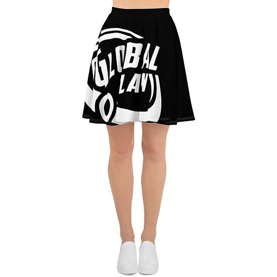 GlobalClan Skirt | Black
