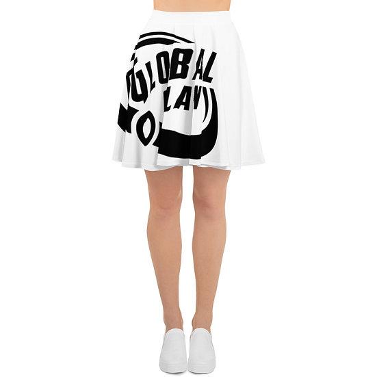 GlobalClan Skirt | White