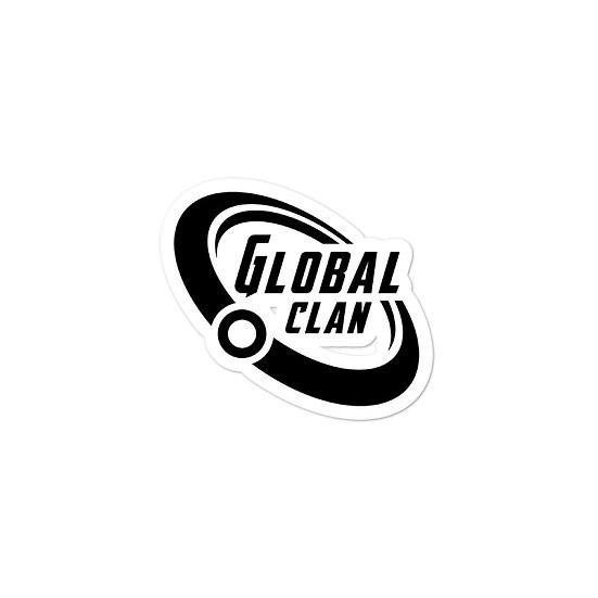 Global Clan Sticker