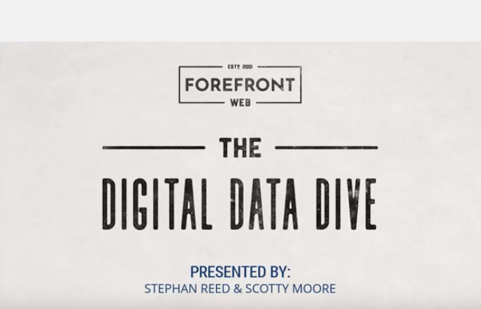 The Digital Data Dive