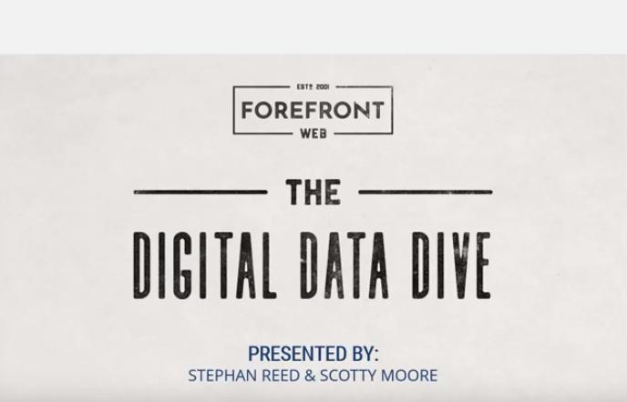 The Digital Data Dive