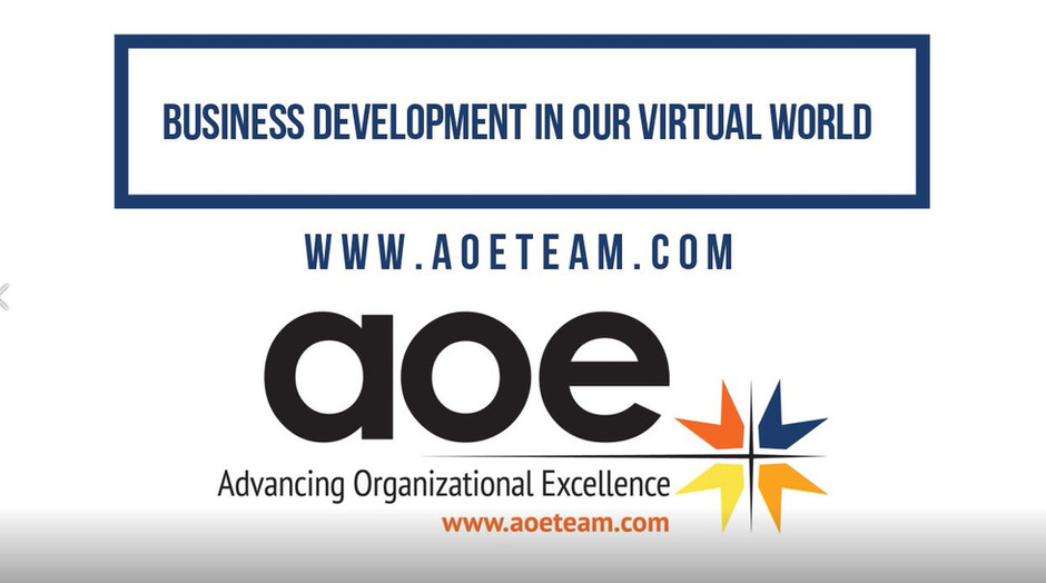 Business Development in Our Virtual World