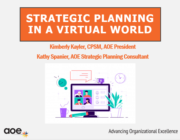 Strategic Planning in a Virtual World