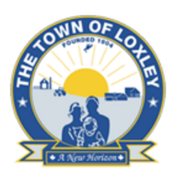 Town of Loxley logo
