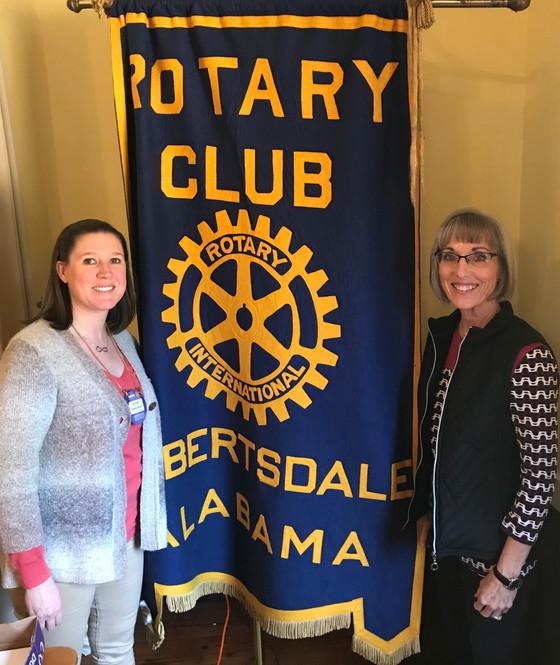 Rotary Club Rocks!