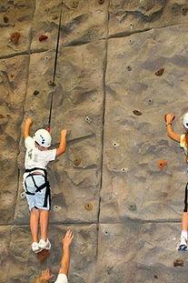 stone age custom climbing panel