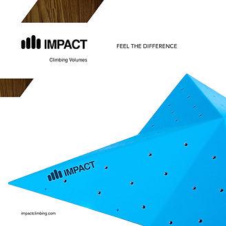 impact climbing volumes