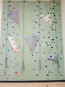 Climbing Wall for Commercial Use