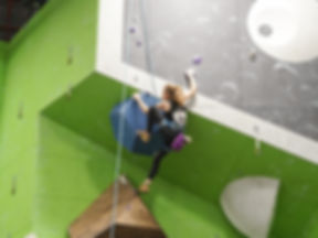 climbing volumes for rock climbing wall