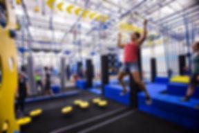 impact climbing ninja warrior course