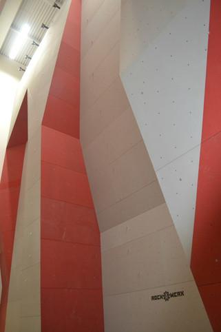 University Rock Climbing Wall