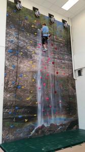 Climbing Wall Manufactured by IMPACT Climbing