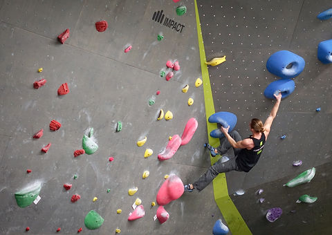 Rockwerx Canada is now Impact Climbing