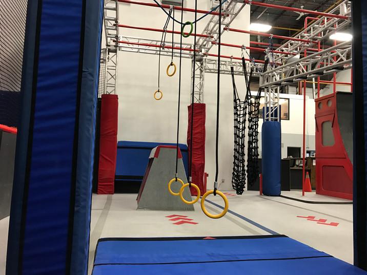 Aspire Ninja Course