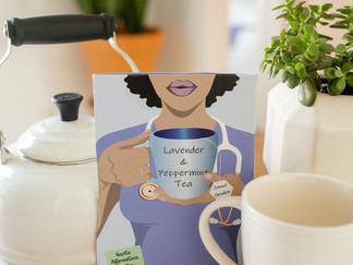 Lavender & Peppermint Tea: Forward