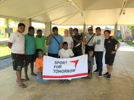 Visit Fiji & Kiribati