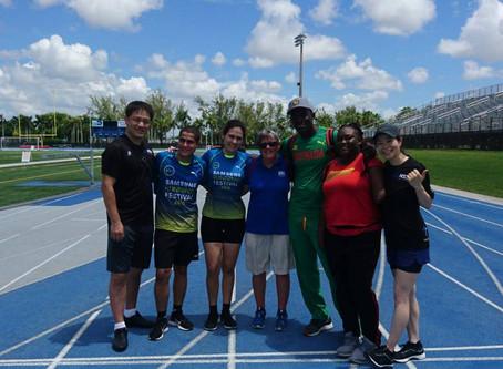 Training Camp in Miami