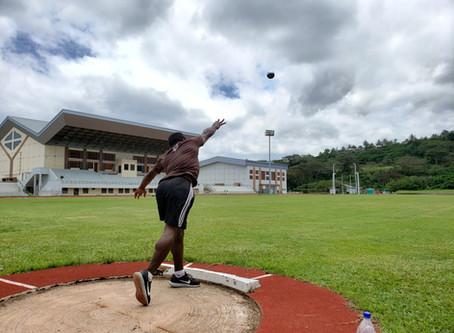 Throwing Training Camp in Vanuatu