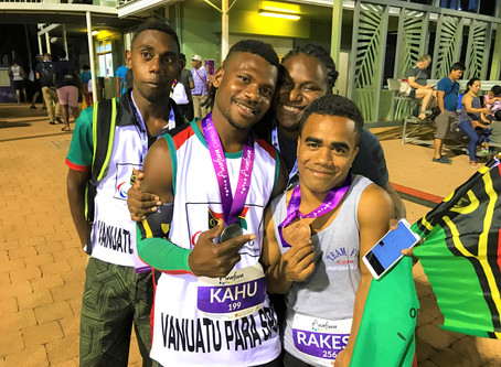 Awesome Achievements at Arafura Games