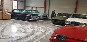 Garage Autolaveuse Gaomei