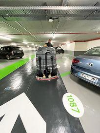 parking Champs Elysées Autolaveuse Gaomei France.jpg