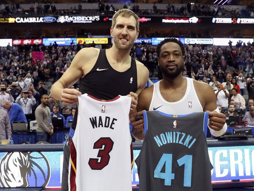The end for Dirk, D-Wade