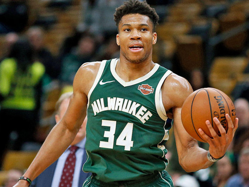 Giannis is approaching final form