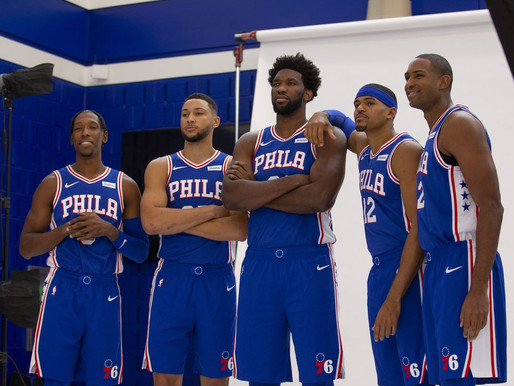 The 76ers are capped to hell