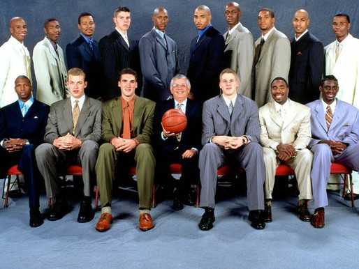 Remembering the exceptionally unexceptional 2000 NBA Draft