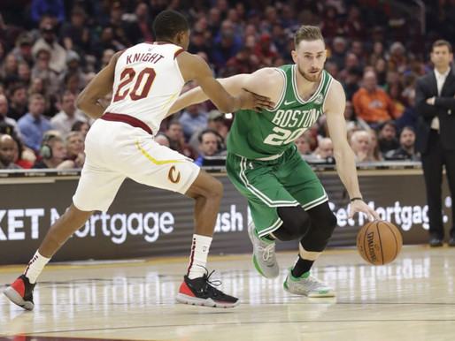 "Is ""Is Gordon Hayward back?"" back?"