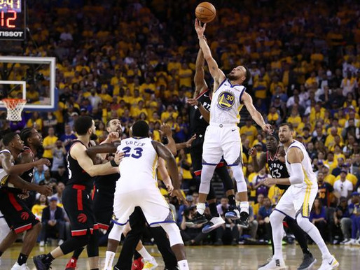 Warriors-Raptors: Seven thoughts for Game 4
