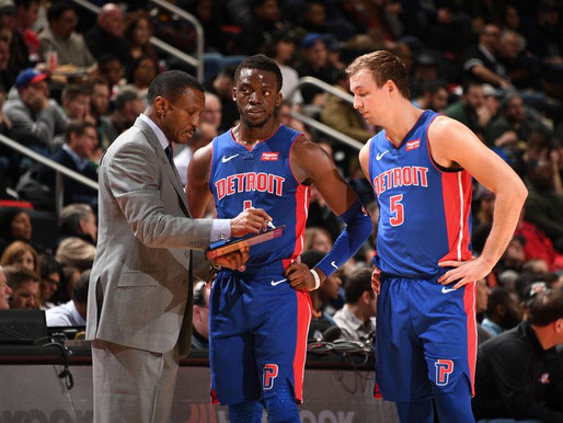 Here come the...Pistons?