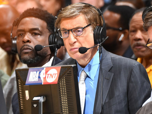 From The Ringer: Are these the last days of Marv Albert's career?