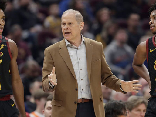 John Beilein is a college coach without NBA survival skills