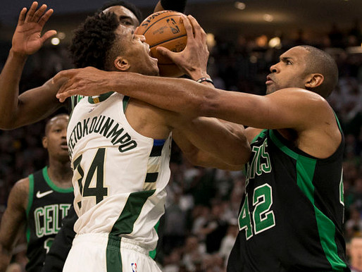 That time Al Horford sonned Giannis