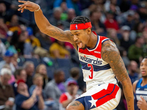 The Washington Wizards are extreme in every way