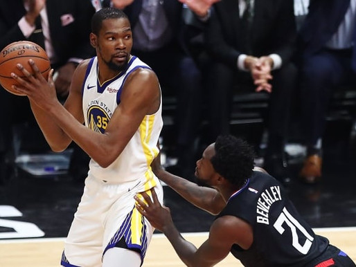The Grip's NBA Playoffs Round-up 4.19.19 [Western Conference]