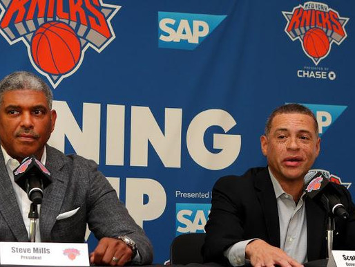 The Knicks are really dumb, and we knew that all along