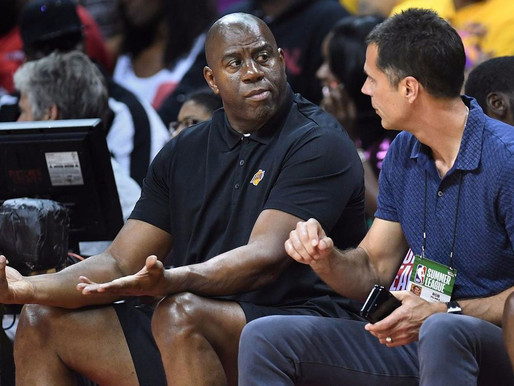 The Lakers' continued free fall, summed up in three bullet points