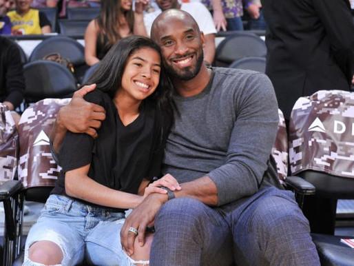 Kobe Bryant, 1978-2020; Gianna Bryant, 2006-2020