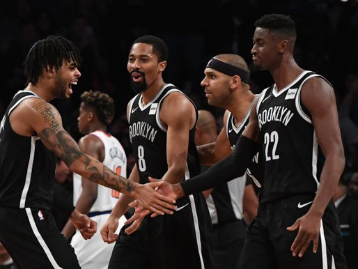The Nets are really going for it