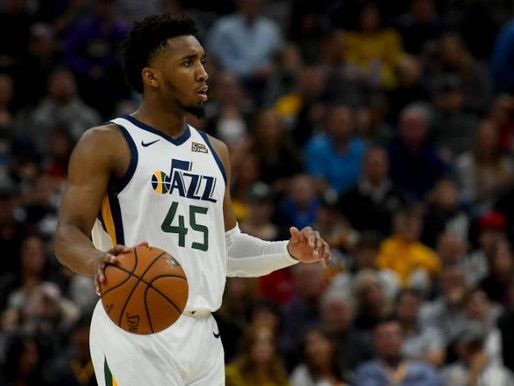 Here come the bad team-beating Utah Jazz